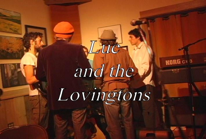 Luc and the Lovingtons